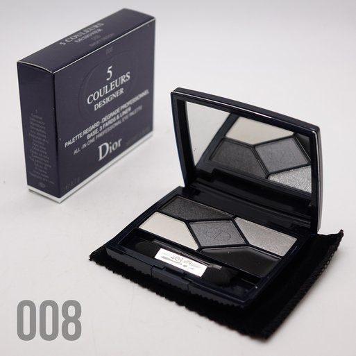 Тени Christian Dior 5 couleurs designer