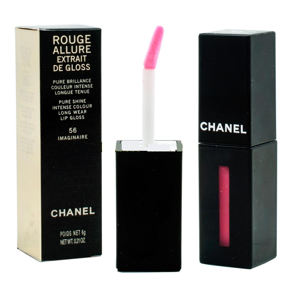 Блеск для губ Chanel Rouge Allure Lip Gloss палитра 12 шт