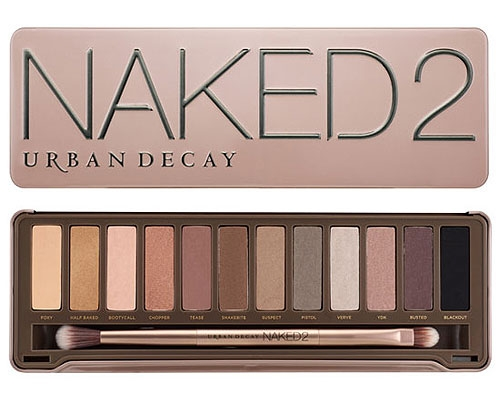 Тени Naked Urban Decay NAKED 2