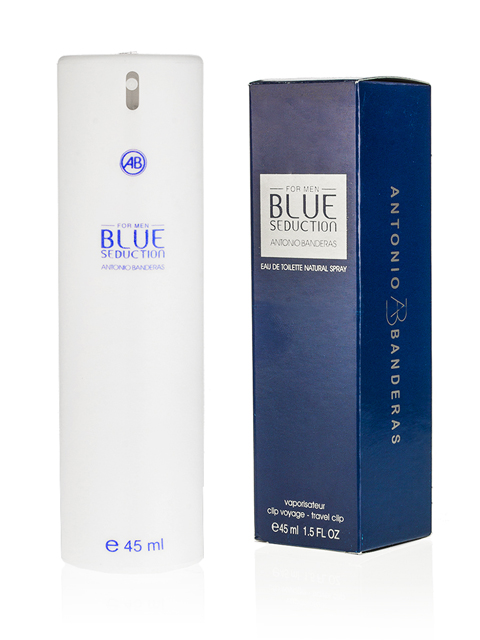 Antonio Banderas Blue Seduction 45 мл