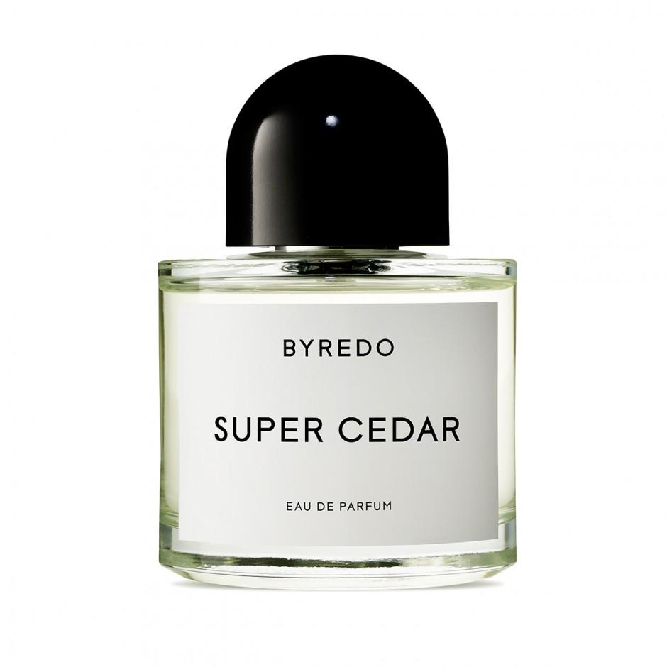 BYREDO Super Cedar TESTER