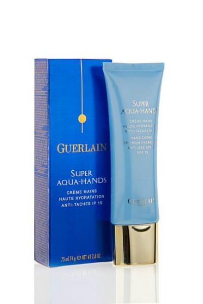 Крем для рук Guerlain Super Aqua-Hands