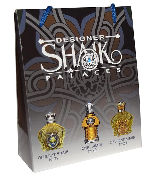 Набор Shaik 3 по 15 мл (77,70,33)