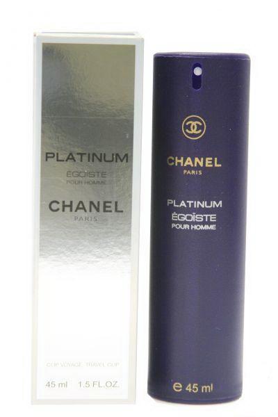 Chanel Egoiste Platinum 45 мл