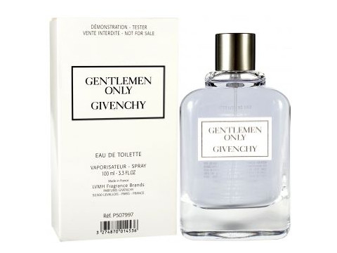 Givenchy Gentlemen Only TESTER