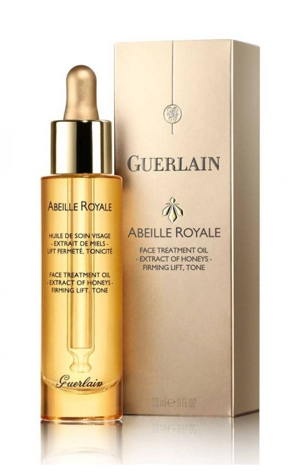 Масло-сыворотка Guerlain Abeille Royale Face Treatment Oil
