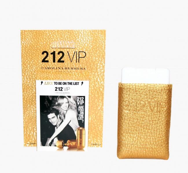 Carolina Herrera 212 VIP women 20 мл