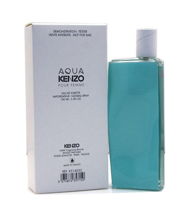 Kenzo Aqua pour femme TESTER