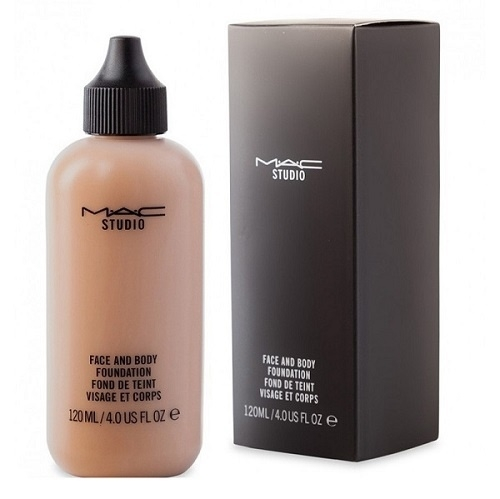 Mac Studio Face And Foundation Fond De Teint Visage Et Corps