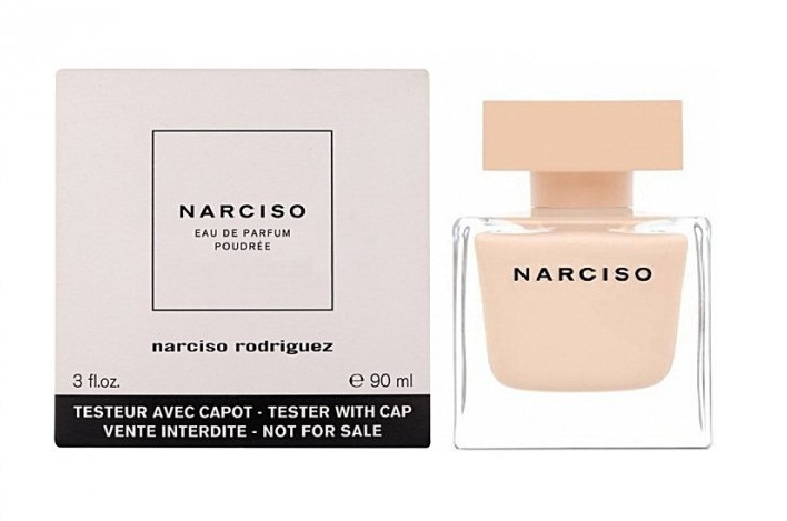 Narciso Rodriguez Narciso Poudree TESTER