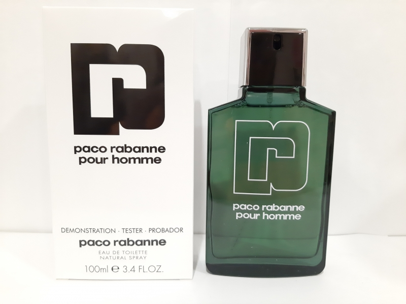 Paco Rabanne P.R. pour homme TESTER