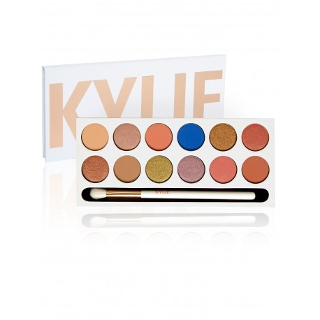 Тени Kylie Cosmetics The Royal Peach Palette Kylie