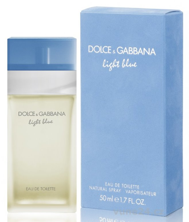 Dolce&Gabbana Light Blue For Women