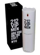 Carolina Herrera 212 VIP MEN 45 мл