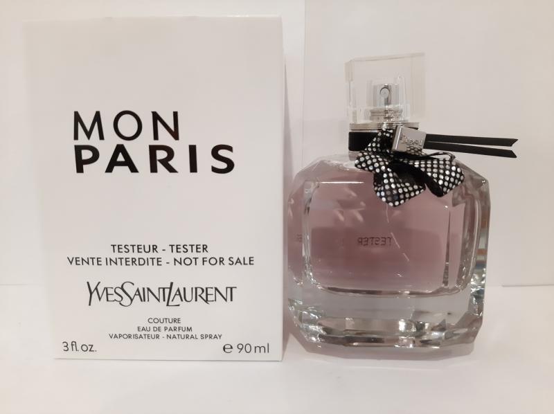 Yves Saint Laurent Mon Paris couture TESTER