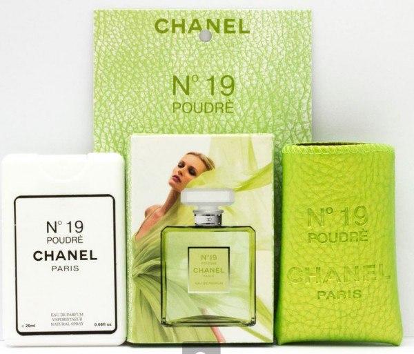Chanel №19 Poudre 20 мл